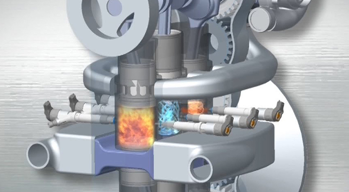 Laboratories Looking into New Approach to Car Engines
