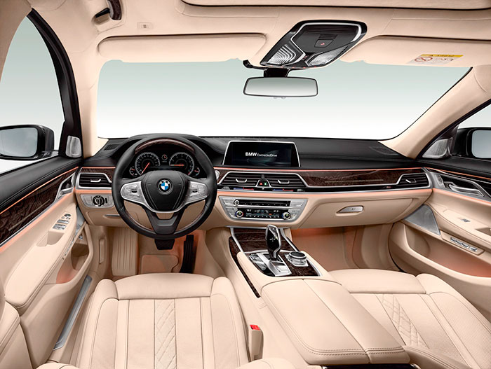 BMW Group Strengthens BMW 7 Series Range with Middle East Debut of 730Li