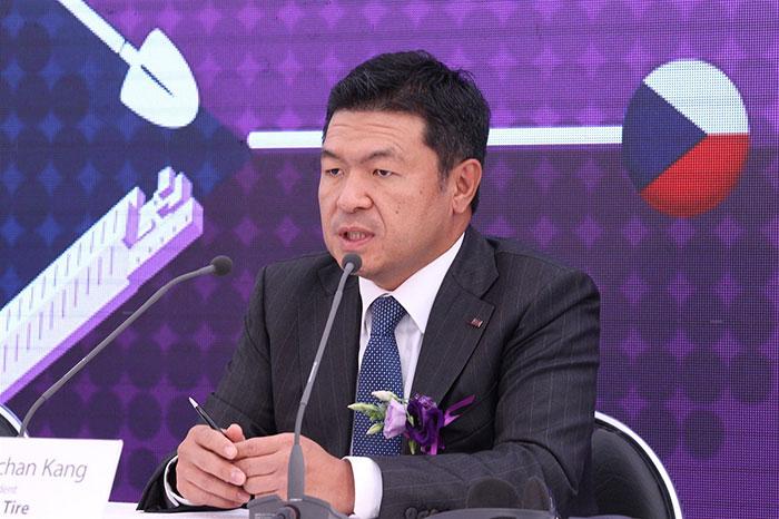 Travis Kang is New Nexen CEO