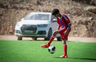 Audi Tackles Stadium Lighting Challenge in Latest Round of Audi Challenges Arabia