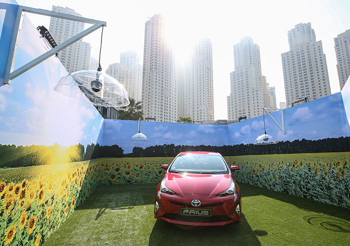 Al-Futtaim Motors Takes Lead in Hybrid Category with Launch of Toyota Prius