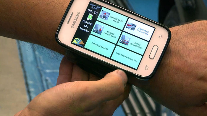 Ford Takes Assembly Line into Digital Age with New Smartphone App