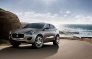 Maserati Gives Glimpses of Levante crossover