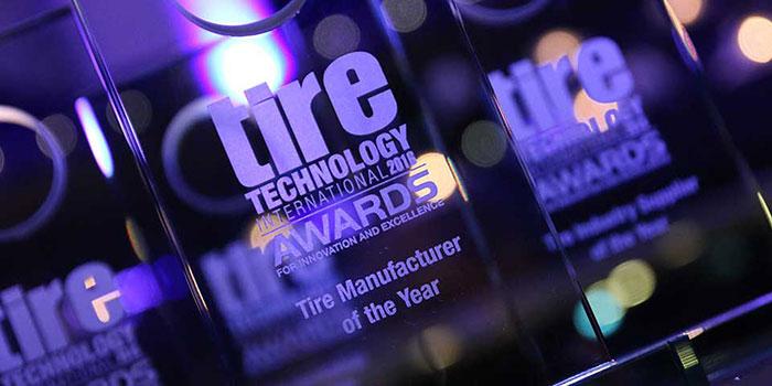 Bridgestone Emerges as Major Winner at Tire Technology International Awards