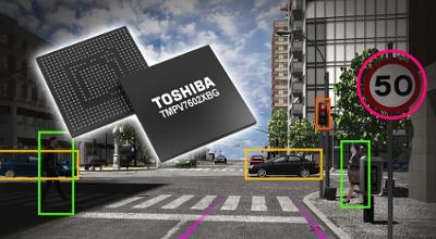 Toshiba Presents Latest Recognition Processor