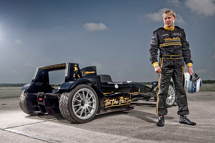 Formula One Champion Häkkinen is New Celebrity Face for Nokian Tyres
