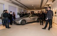 Bond Aston Martin DB10 Raises GBP 2.4 million for Charity