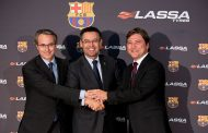 Lassa Tyres Launches TV Campaign Featuring FC  Barcelona Stars