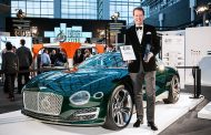 Bentley Wins Gold at German Design Awards with EXP 10 SPEED 6
