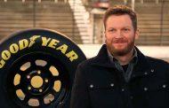 Dale Earnhardt Jr Expands Goodyear Partnership as New Brand Ambassador