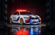 BMW Produces New Official Safety Car for MotoGP