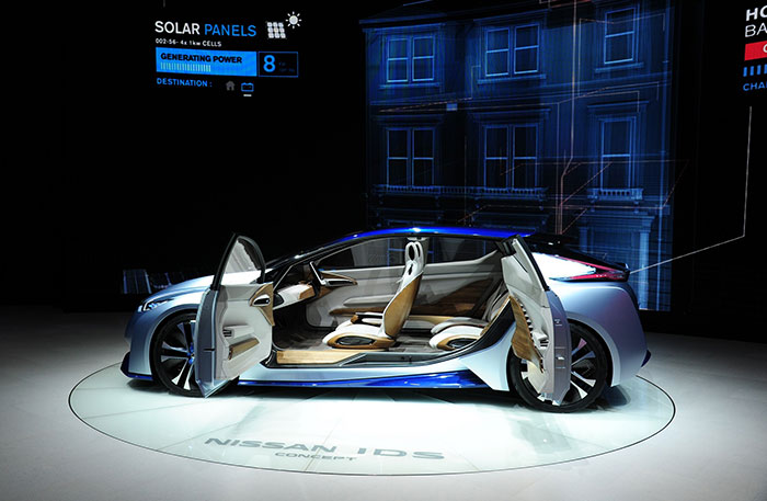 Nissan Uses Geneva Motor Show to Announce 'Nissan Intelligent Mobility' vision