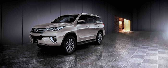 Al-Futtaim Motors Set to Make Waves with Toyota Fortuner 2016