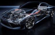 Lexus Debuts Its New Gearbox