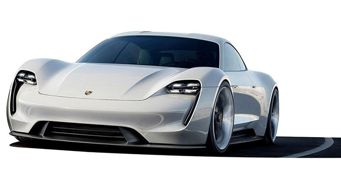 Porsche Considers Panasonic and Bosch for Electric Battery