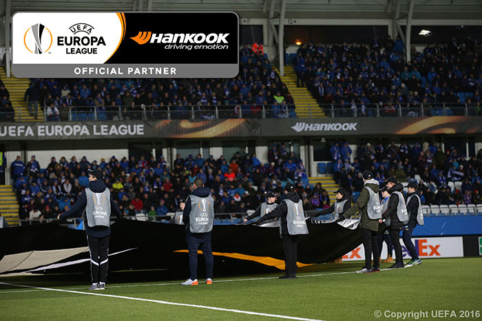 Hankook Gives Children a Chance to Take Center Stage at UEFA League Matches