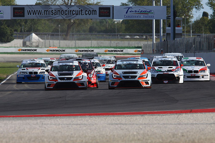 Hankook Becomes Official Tire for Italian Touring Car Championship