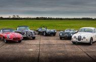 Jaguar Land Rover Rebrands Classic Car pision