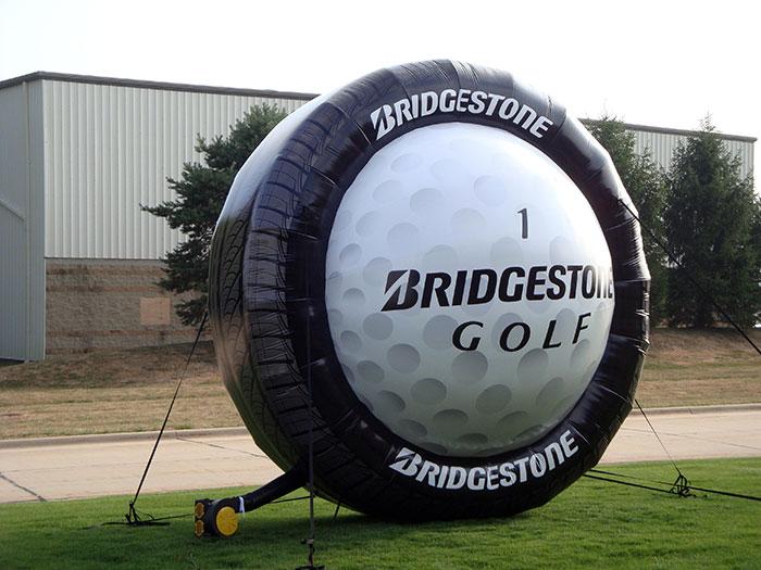Bridgestone Bags Supplier Award from General Motors