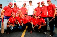 Nissan Goes to Bowl with Wassim Akram in Dubai