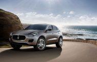 Maserati Opts for Pirelli P Zero OE on new Levante