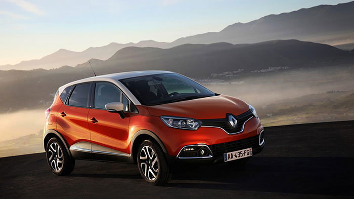 Renault Launches All-New KAPTUR in Russian Market