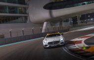 Continental Teams Up with Mercedes-AMG to Promote German Engineering at Yas Marina Test Drive