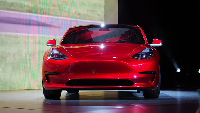 Tesla Model 3 Draws Huge Interest Before Debut