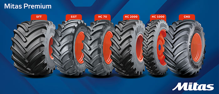Mitas Broadens Appeal of Mitas Premium Tires with Upgrade in Warranty