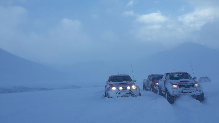 Arctic Trucks Offers UAE Customers Chances for Second Iceland Adventure