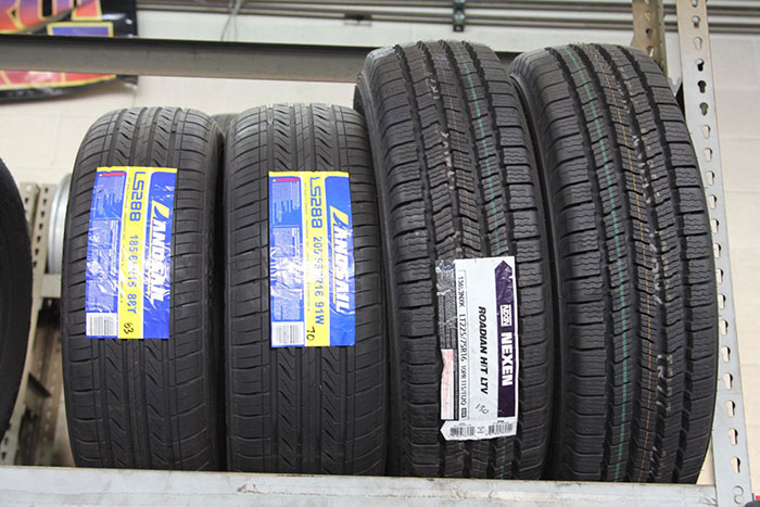 All UAE Tires to have Performance Rating from Next Year
