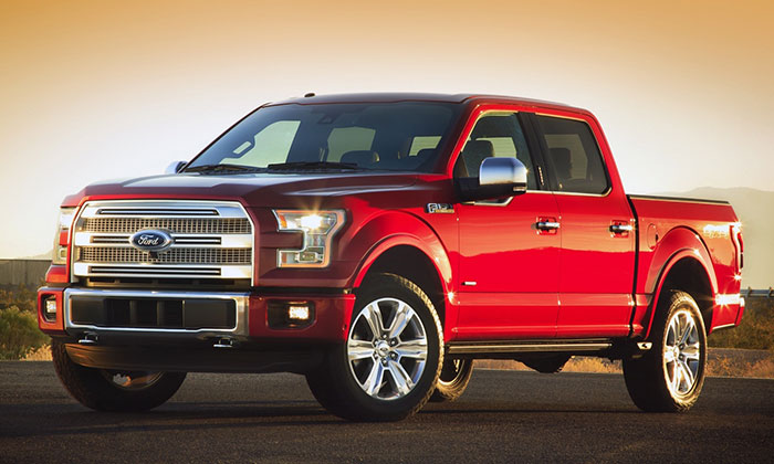 Ford F-150 Only Pickup to Get Good IIHS Rating