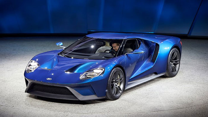 Ford Offers Customers Chance to Apply for Ford GT Supercar
