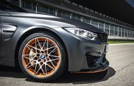Michelin Pilot Sport Cup 2 Tires Selected as Sole OE for BMW M4 GTS