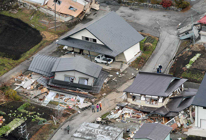 Japanese Quake Affects Vehicle Manufacturers