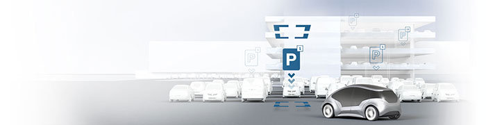 Bosch Develops Community Based Parking System
