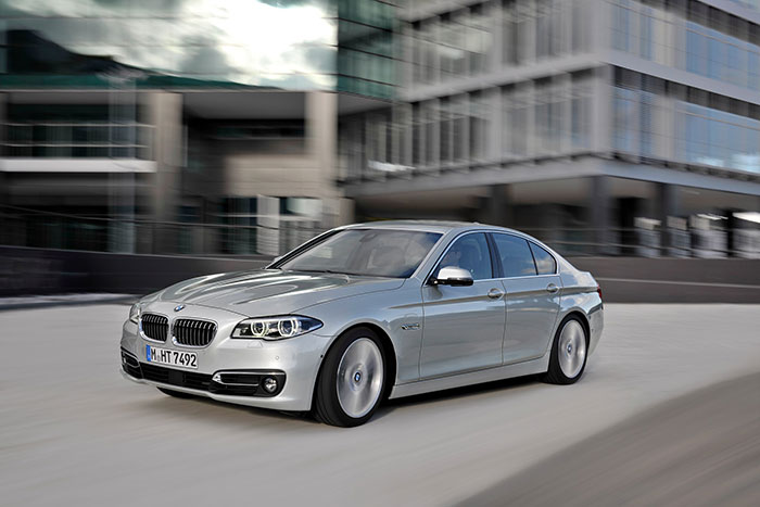 Latest BMW 5 Series Crosses Two Million in Sales
