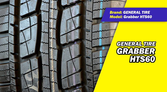 General Tire Launches New Grabber HTS60