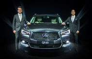 Infiniti Middle East and Arabian Automobiles Launch Two New Premium Crossovers