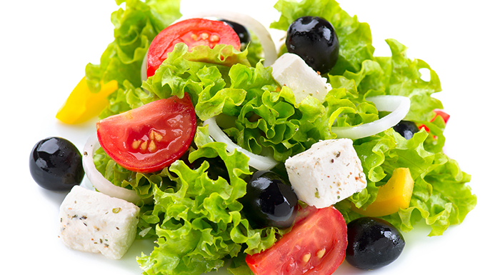 Health Benefits of Vegetable Salads