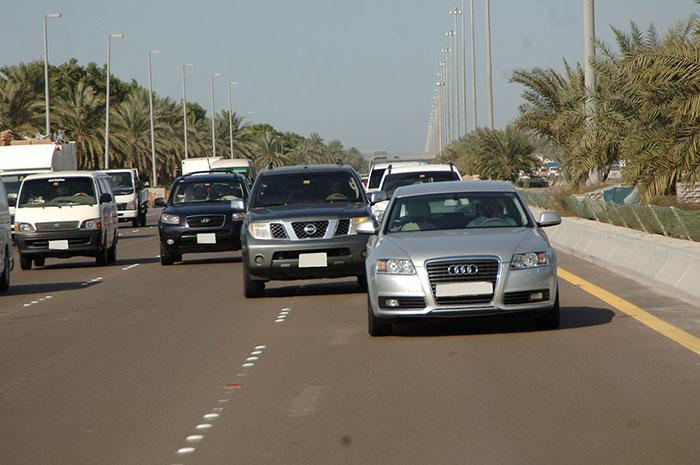 Vehicular Emission Management in the UAE