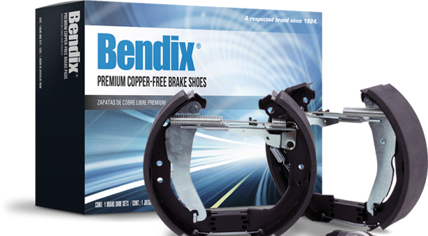 MAT Holdings Rolls Out Bendix Automotive Brake Shoe Kits