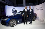 BMW Marks World Debut of Centennial Edition BMW Inpidual 7 Series