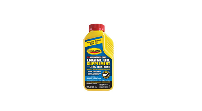 Rislone rolls out new engine oil for older vehicles for Motor oil for older cars