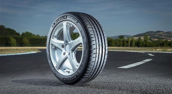 Michelin Launches Pilot Sport 4 in MENA Region