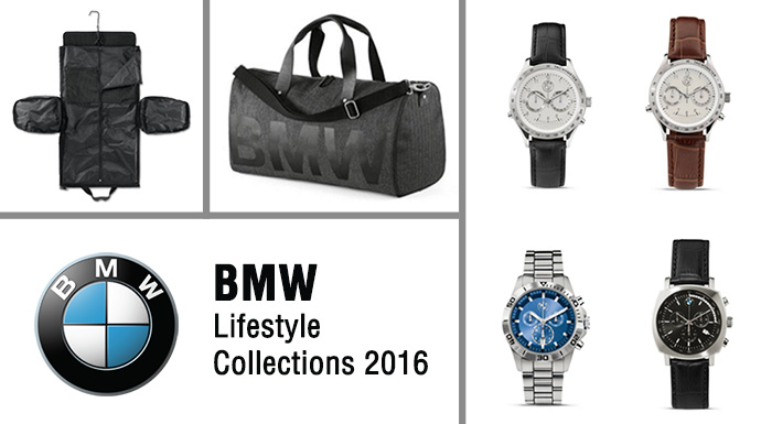 BMW Group Makes a Powerful Statement with all-new BMW Lifestyle Collection