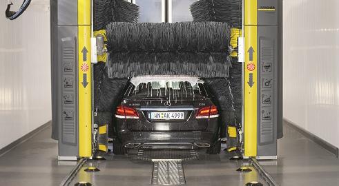 Karcher Gears Up to Display Automatic CB Line Car Wash at Automechanika Dubai