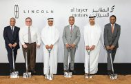Al Tayer Motors Breaks Ground for First Lincoln Concept Showroom in the Middle East