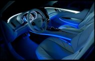 Adaptive Cabin Lighting for On-Road Safety