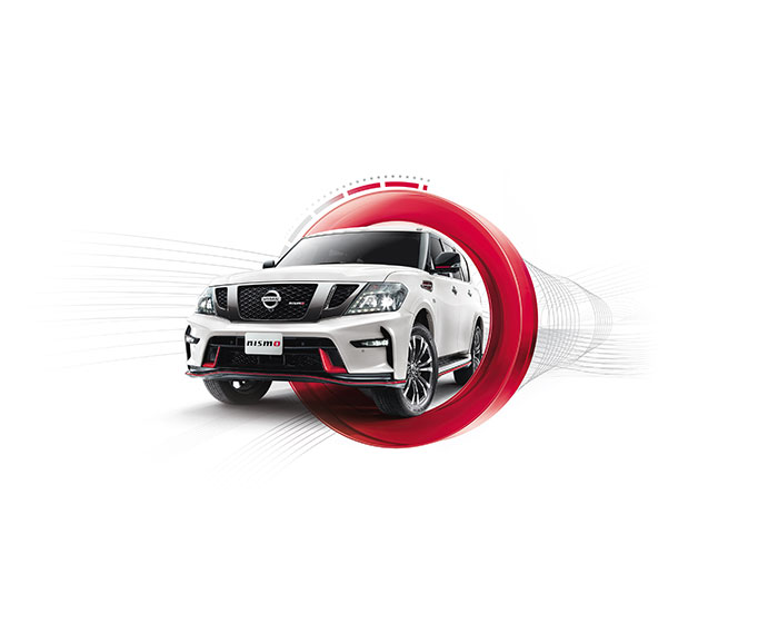 New Nissan Patrol Nismo Now Available at Retail Level in the UAE